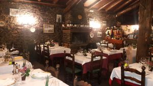 Borda d´Erts Restaurant
