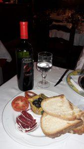 Borda d ´Erts apperitif